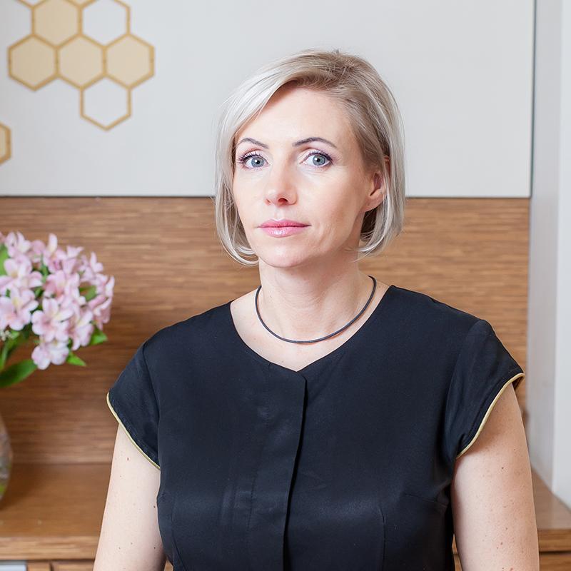 Magdalena Daroszewska-Szrama DYPLOMOWANA KOSMETYCZKA