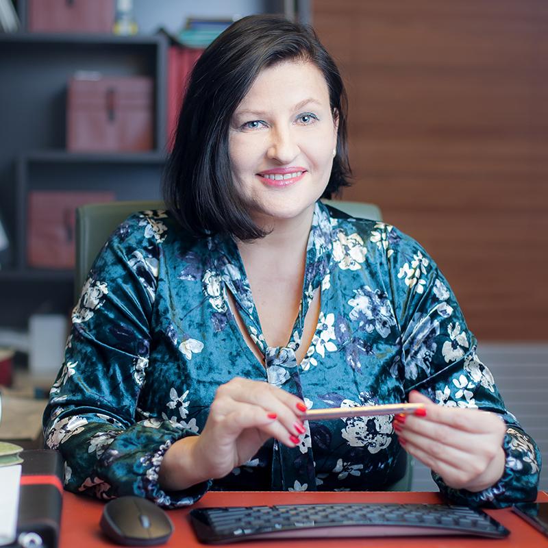 Anna Geisler-Jankowiak Dyrektor Kliniki Estetyki Ciała