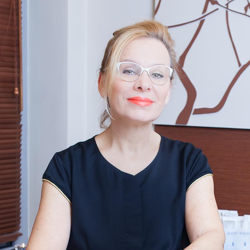 Zdzisława Jąder DYPLOMOWANA KOSMETYCZKA
